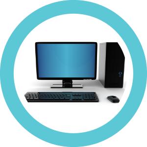 004 desktop computer
